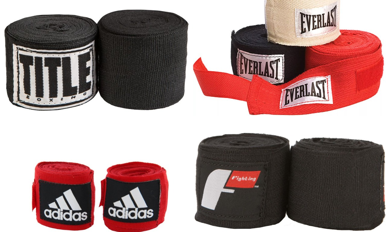 Бинты Everlast, Fighting, Adidas, TITLE