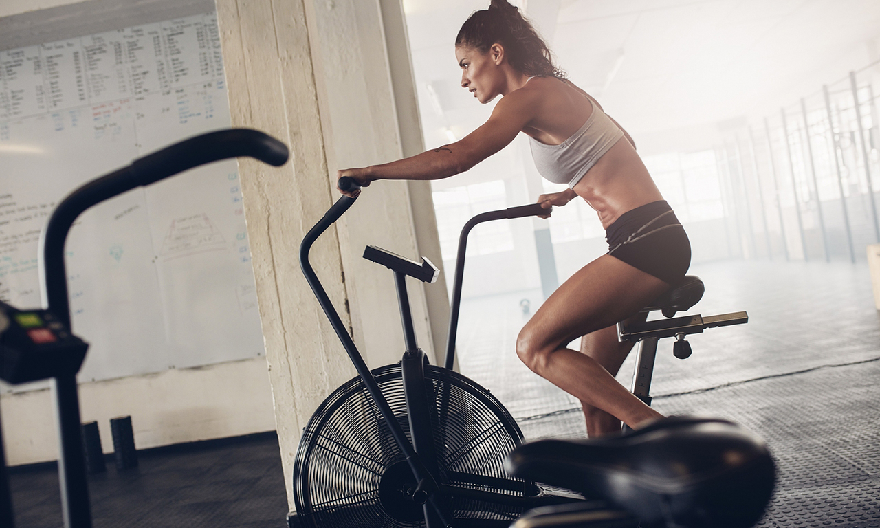 Exercise Bike Training