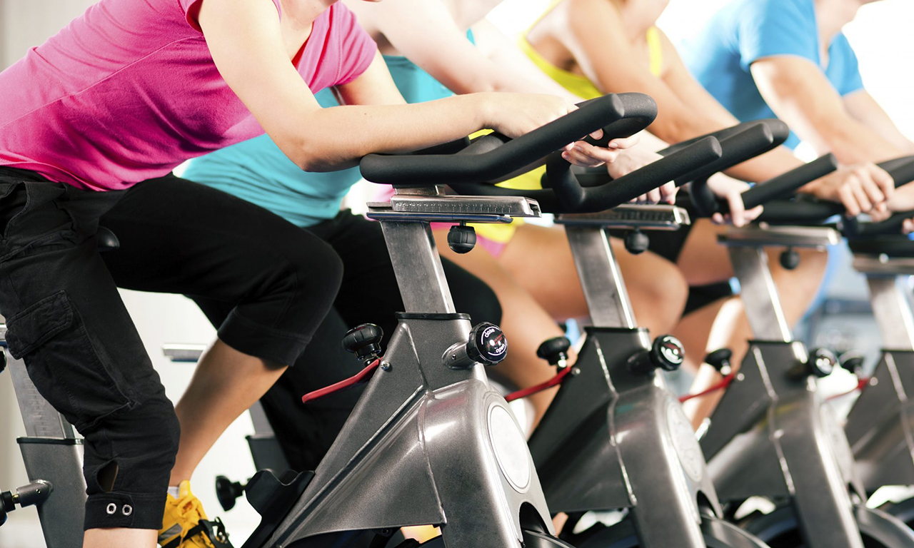 Exercise bike improves joint mobility
