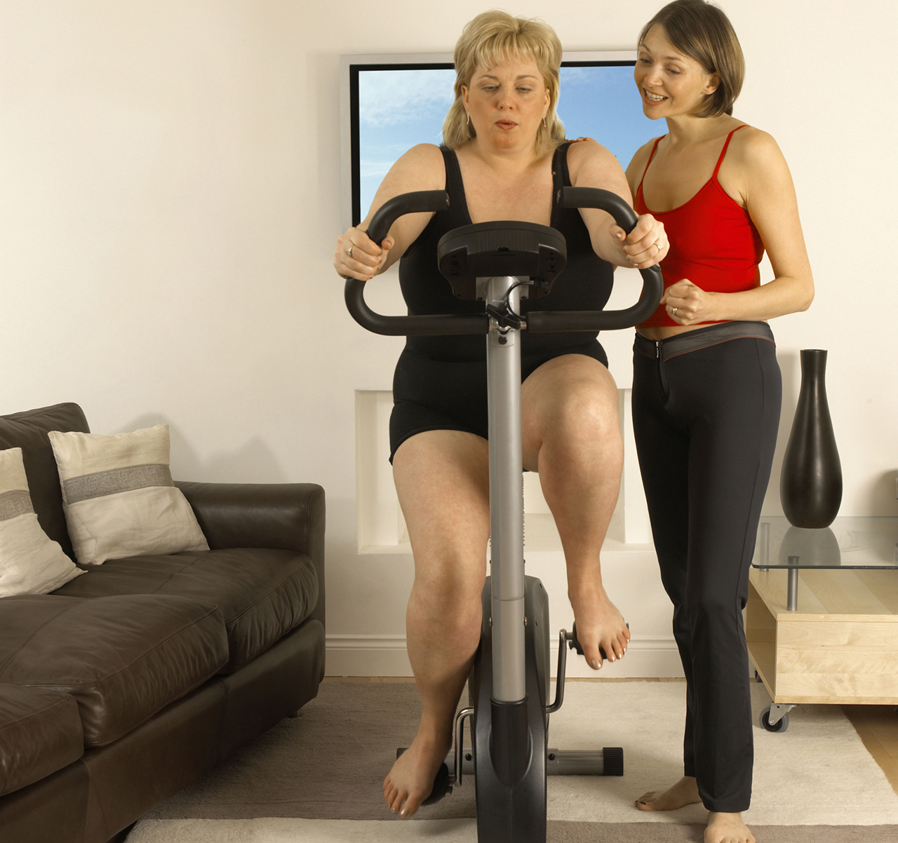 Weight Loss Exercise Bike