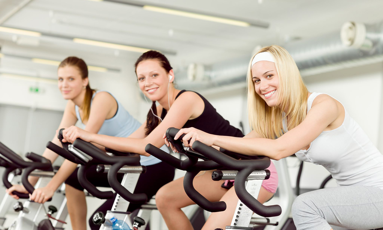 Exercise bikes for women