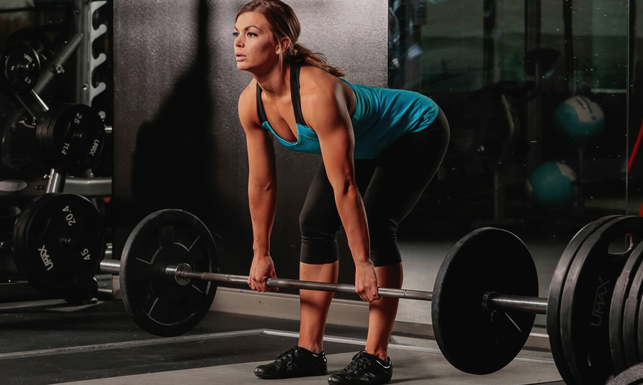 Deadlift for girls
