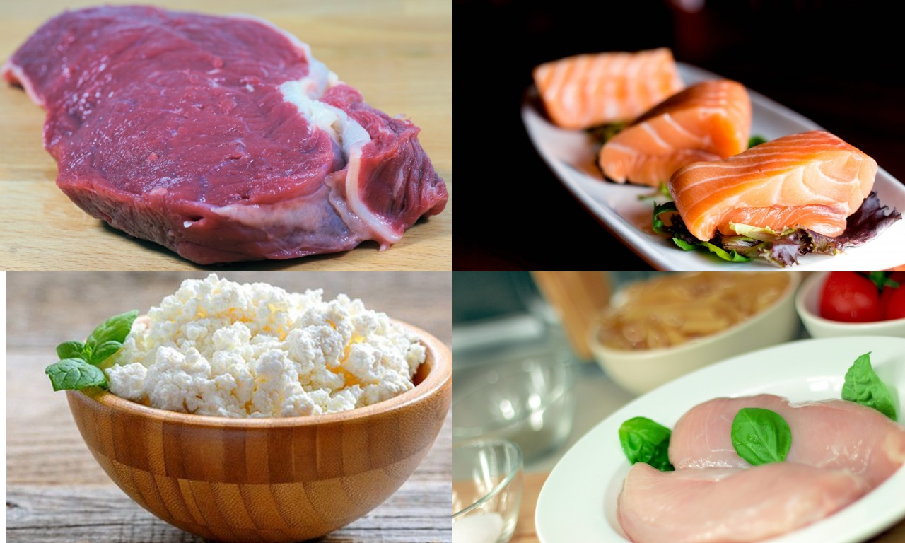 Protein Dinner Products