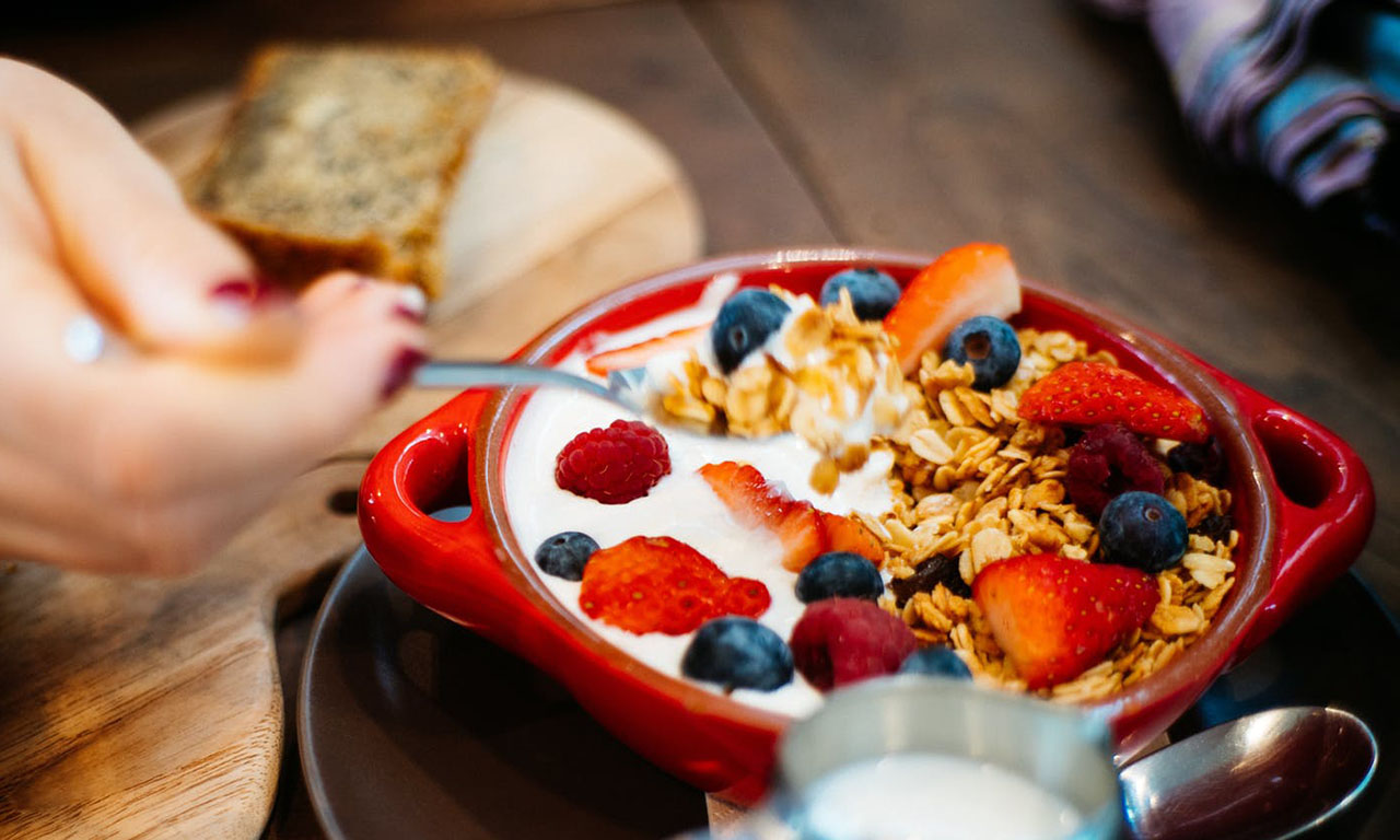 Do not skip breakfast while losing weight